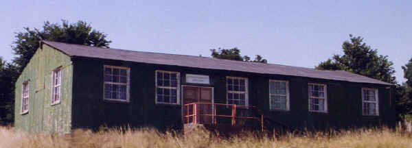 Remount Centre Hut