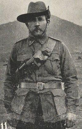 Gunner Abraham Fifoot