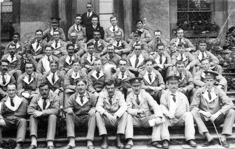 Kingsweston House Military Hospital 1916