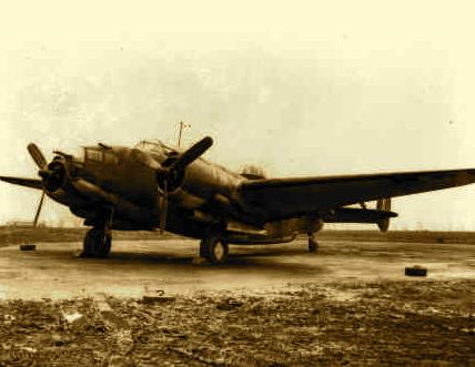 21 Squadron Lockheed Ventura AE839